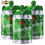 Bia Heineken 5l Giá Bao Nhiêu, Mua Ở Đâu TpHCM