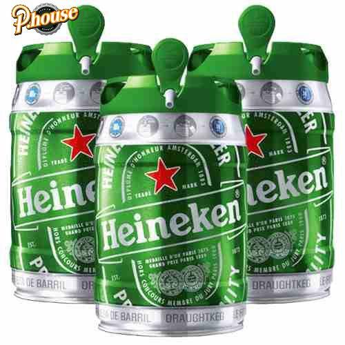 bia heineken 5l giá bao nhiêu