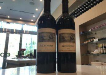 Rượu Vang Mỹ Archimedes