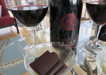 rượu vang Sixth Sense Syrah