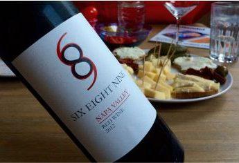 rượu vang mỹ 689 đỏ