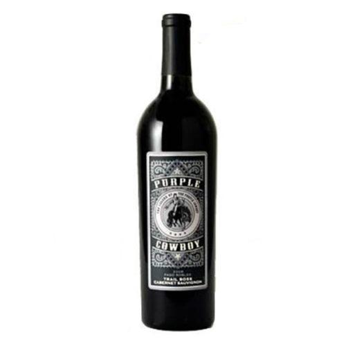 Rượu Vang Purple Cowboy Trail Boss Cabernet Sauvignon
