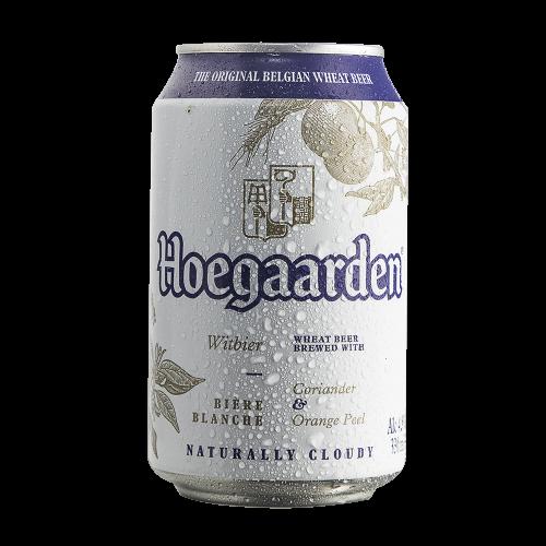 Bia Hoegaarden lon 330ml
