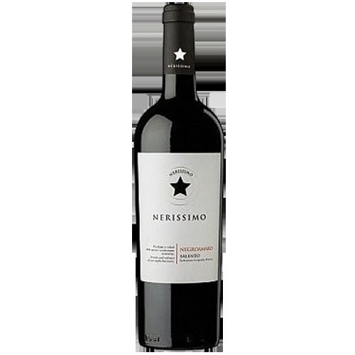 Rượu Vang Nerissimo Negroamaro Salento 13.5%