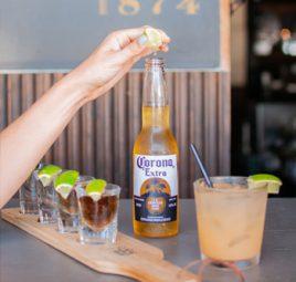 Vì Sao Bia Corona Phải Uống Kèm Chanh Và Muối