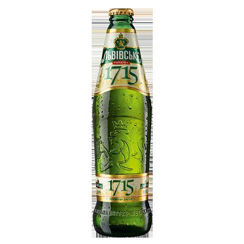 Bia 1715 4.8% – Chai 475ml – Bia Nga Nhập Khẩu TPHCM