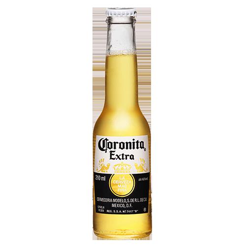 Bia Coronita Extra 4.6% – Chai 210ml – Thùng 24 Chai