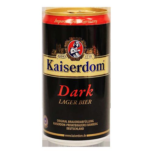 Bia Kaiserdom Dark Lager 4.7% – Lon 250ml – Bia Đức Nhập Khẩu TPHCM