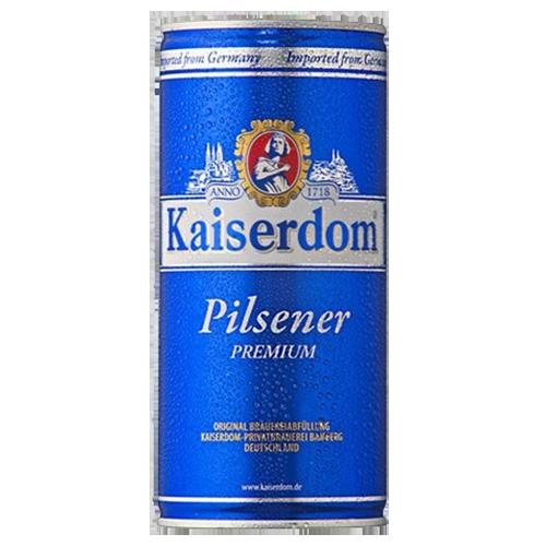 Bia Kaiserdom Pilsener 4.8% – Lon 1000ml – Bia Đức Nhập Khẩu TPHCM