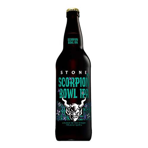 Bia Stone Scorpion Bowl IPA 7.5% – Chai 650ml – Bia Mỹ Nhập Khẩu TPHCM