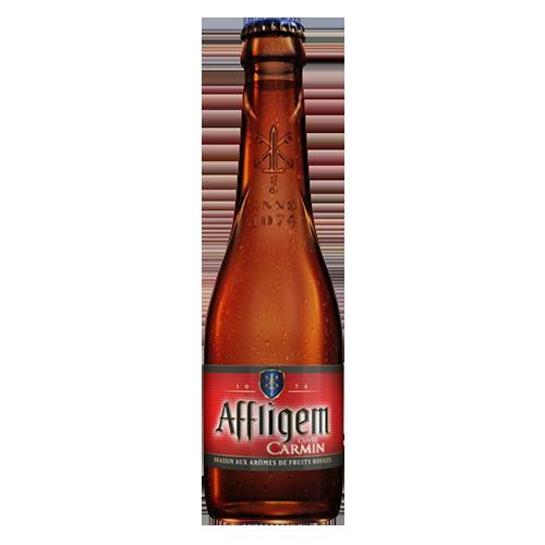 Bia Affligem Cuvee Carmin 5.2% – Chai 250ml – Bia Pháp Nhập Khẩu TPHCM