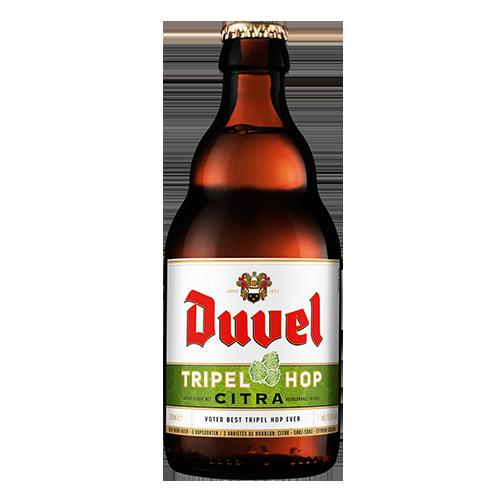 Bia Duvel Triple Hop Citra 9.5% – Chai 330ml – Bia Bỉ Nhập Khẩu TPHCM