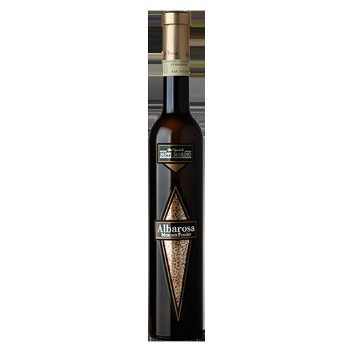 Rượu Vang Albarosa Moscato Passito 11.5% – Rượu Vang Chile Nhập Khẩu TPHCM
