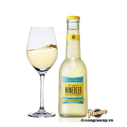 Bia Winebeer 9% – Chai 250ml – Bia Chile Nhập Khẩu TPHCM