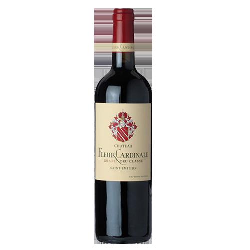 Rượu Vang Chateau Fleur Cardinale Grand Cru Classe 15% – Chai 750ml