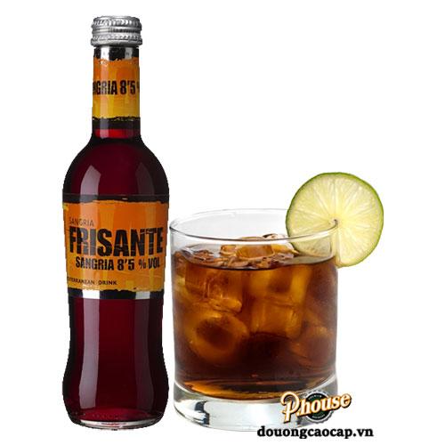 Rượu Frisante Sangria 8.5% – Chai 275ml – Rượu Tây Ban Nha Nhập Khẩu TPHCM