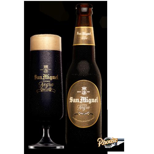 Bia San Miguel Dark Lager 5% – Chai 330ml – Bia Philippin Nhập Khẩu TPHCM