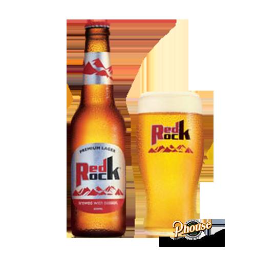 Bia Red Rock 4.8% – Chai 330ml – Bia Việt Nam TPHCM