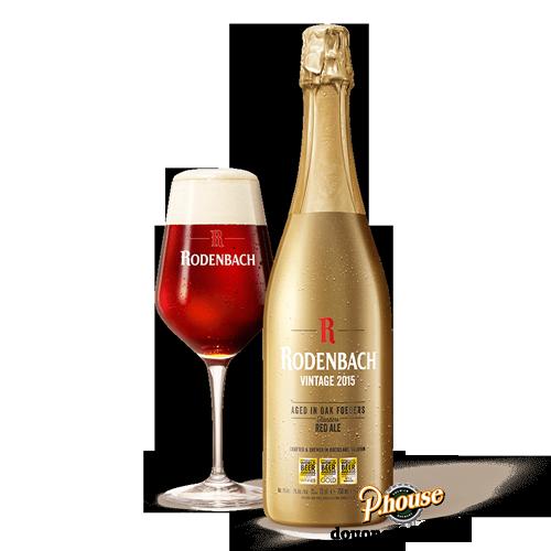 Bia Rodenbach Vintage 7% – Chai 750ml – Bia Bỉ Nhập Khẩu TPHCM