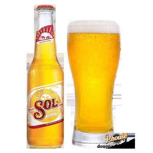 Bia Sol Cerveza Original 4.5% – Chai 330ml – Bia Mexico Nhập Khẩu TPHCM