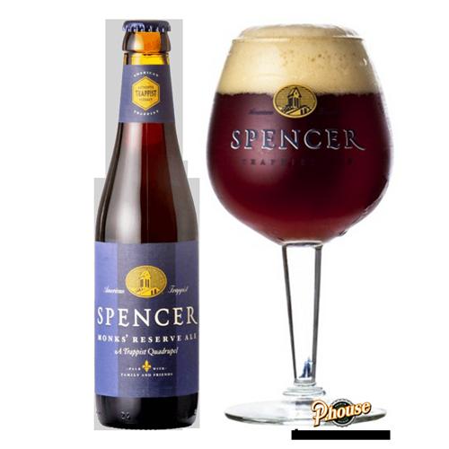 Bia Spencer Trappist Monks' Reserve Ale 10.2% – Chai 330ml – Bia Mỹ Nhập Khẩu TPHCM