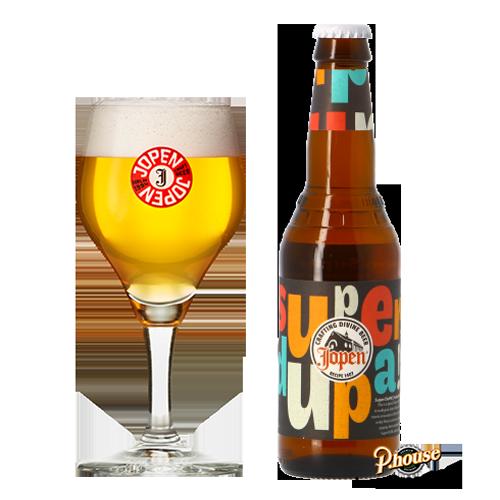 Bia Jopen Super Dupa 5.5% – Chai 330ml – Bia Hà Lan Nhập Khẩu TPHCM