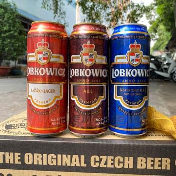 Lịch Sử Nhà Máy Bia Lobkowicz