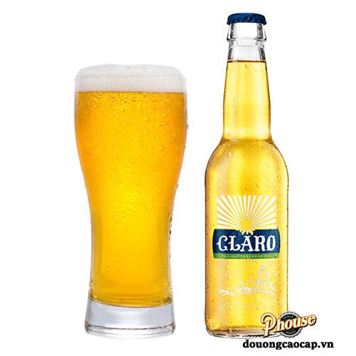 Bia Claro Mexican Style 4.6% – Chai 330ml – Bia Hà Lan Nhập Khẩu TPHCM